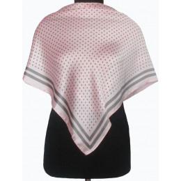Платок Зарина розовый