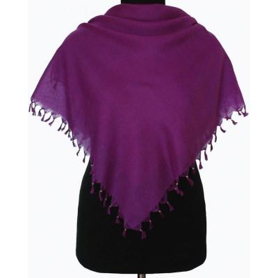 Платок Лада фиолетовый
