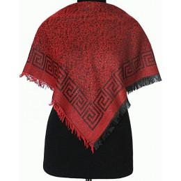 Платок Боня бордовый