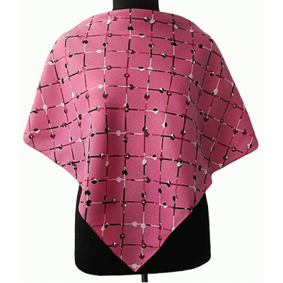 Платок  Манана розовый