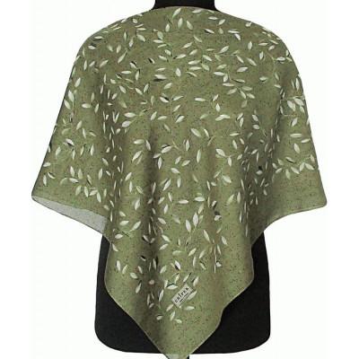 Платок Лияна зеленый